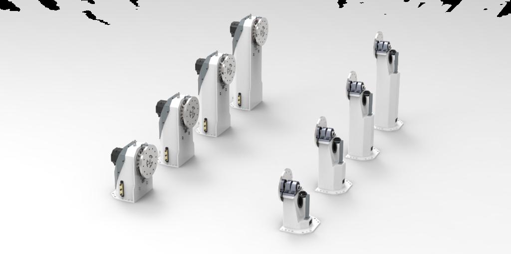 Robot positioner